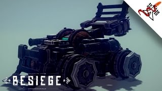 Besiege - Black Betty (All Zones Machine) by shi vii