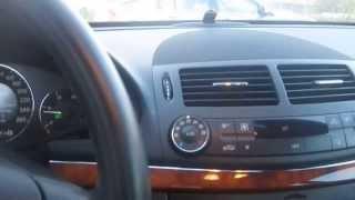 mercedes benz e220 cdi w211 2008 под заказ