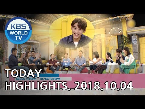 Today Highlights-Sunny Again Tomorrow E95/The Ghost Detective E15-16/Happy Together[2018.10.04]
