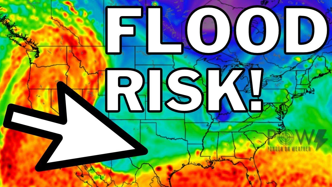 Flood Risk & Coldest Temps of Season! Beautiful Fall Weather Ahead!
