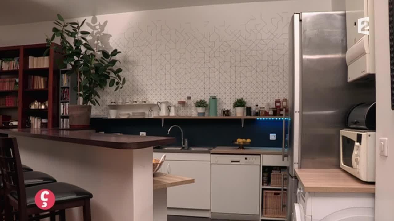 Deco une cuisine relook e ccvb youtube - Cuisine relookee photos ...