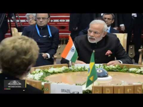 PM Modi Moots Soccer Event: India Vs Brazil & Russia