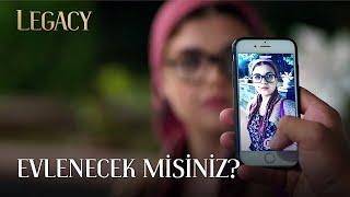 Yusuf'tan Sürpriz Soru | Legacy Episode 54 (English & Spanish subs)