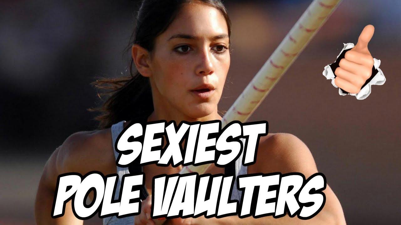 athletes vaulters Hottest pole female