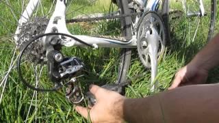 Как мыть цепь велосипеда?(Как правильно чистить, мыть, сушить и смазывать цепь велосипеда чтобы она прослужила долго? 00:13 Цепь велосип..., 2015-06-30T07:25:06.000Z)