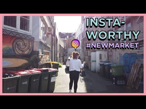 HI-VLOG: Auckland's Most Instagrammable Spots [Newmarket] | HIKOCO