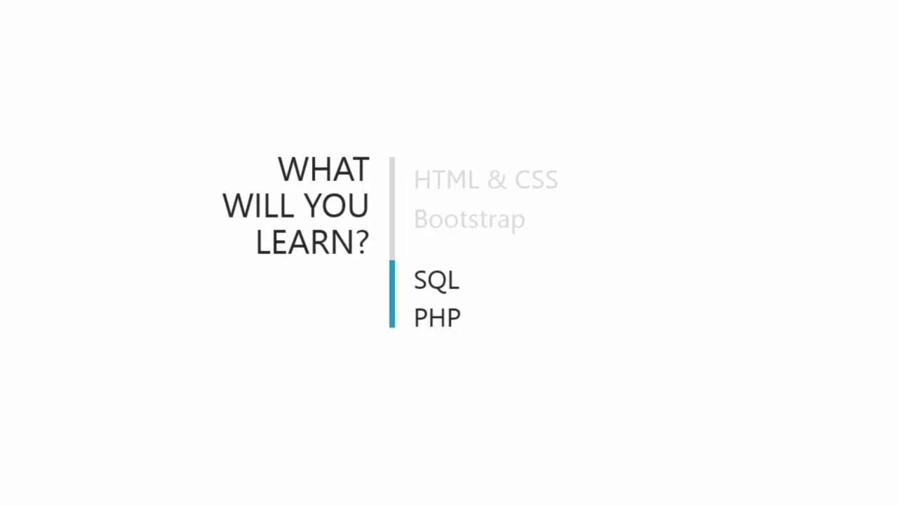Web Development Training | Internshala VTC