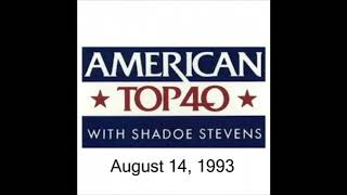 Download American Top 40 August 14 1993 Shadoe Stevens MP3