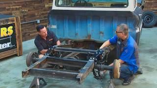Front & Rear Swaybar Install - Chevrloet/GMC Truck