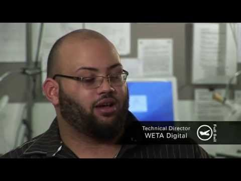 Full Sail Computer Animation Grad Talks