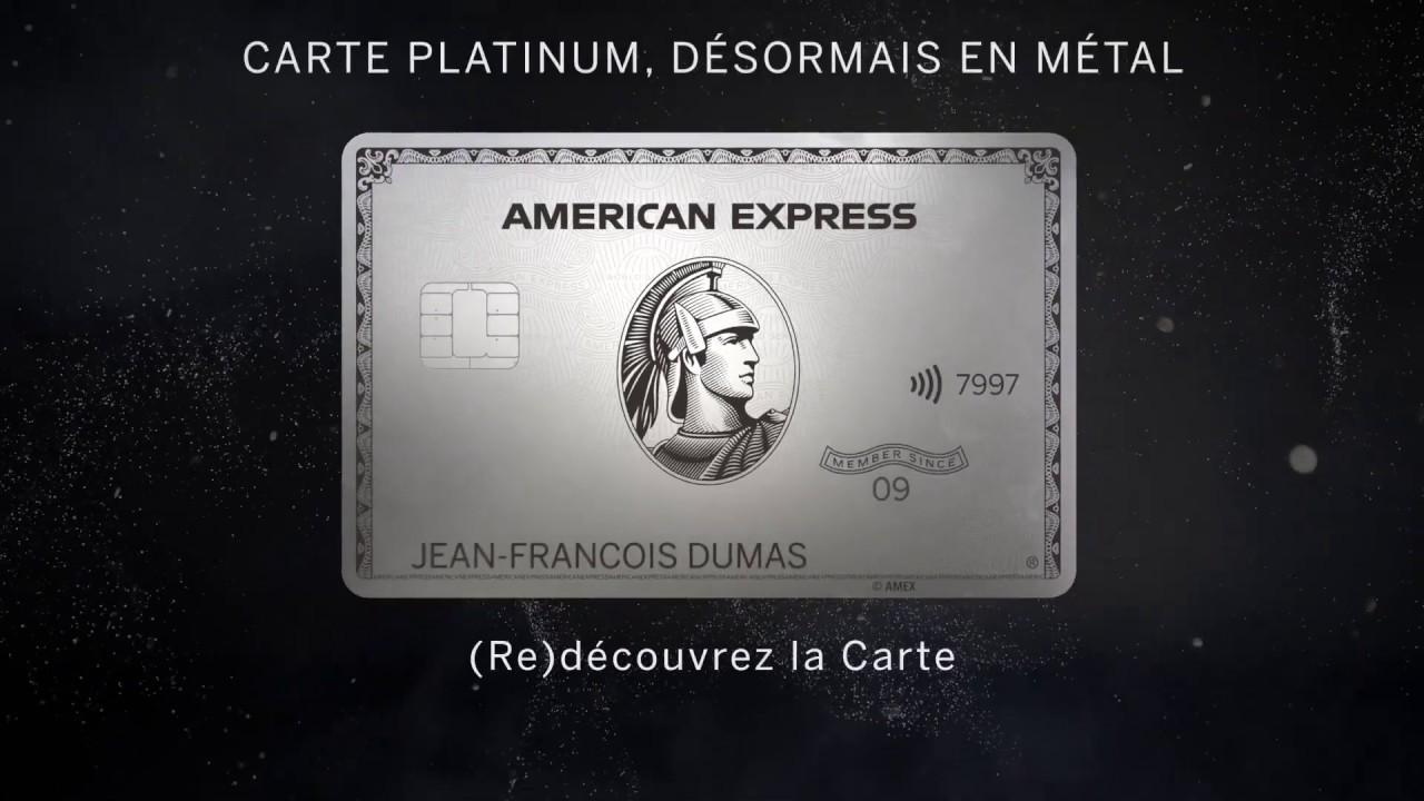 Cartes American Express Une Classe D Ecart