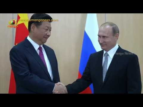 BRICS Summit | Russia and China can overcome any Difficulty Together | President Vladimir Putin