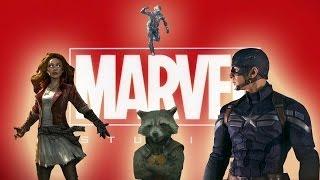 7 Massive Marvel Movie Reveals: Avengers 2, Thanos & More!