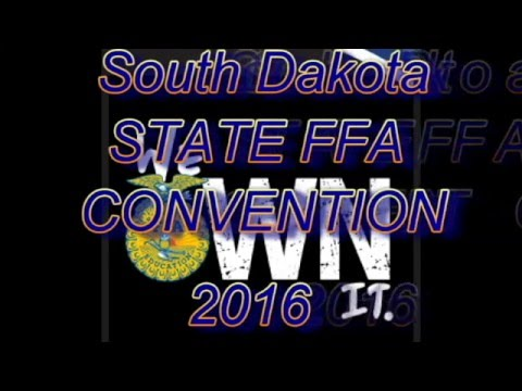STATE CONVENTION VIDEO 2016