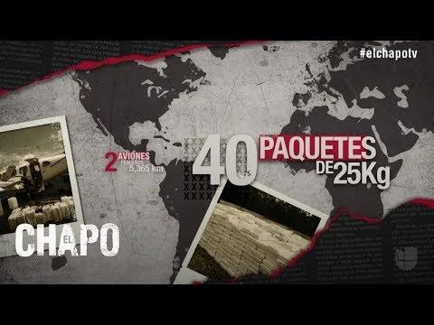 'El Chapo' | Lo que hizo 'El Chapo' para hacer la entrega imposible a Escobar
