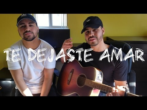 Messiah - Te dejaste amar | Solo 2 cover