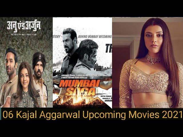Kajal Aggarwal Upcoming Movies