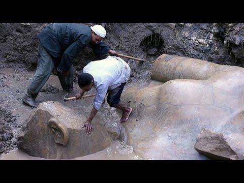 Episode 79 - Aneh.!! PATUNG FIRAUN RAKSASA MISTERIUS di Mesir.!!