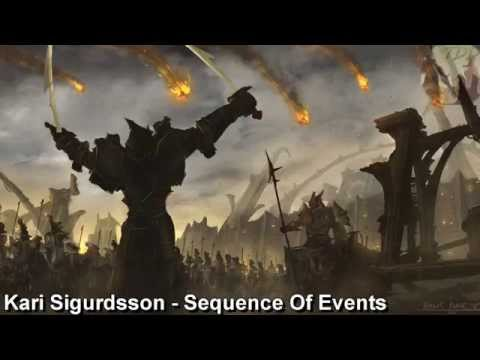 Kari Sigurdsson - Sequence Of Events (Dramatic Action)
