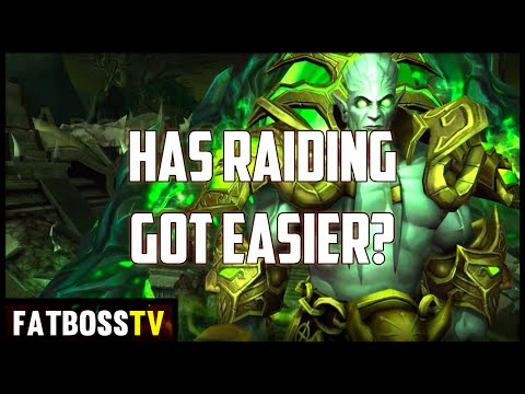Has Raiding Got Easier? - LAD #2