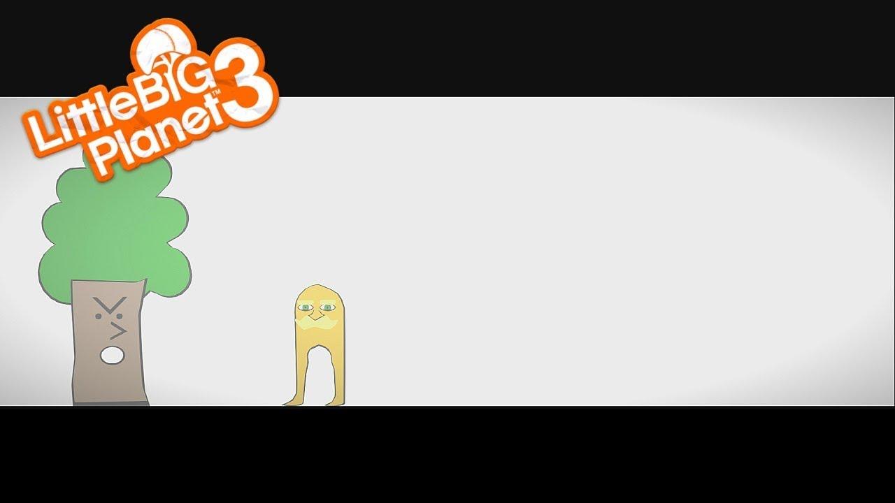 LittleBigPlanet 3 - The Lorax sez (Funny Short) [Film/Animation]