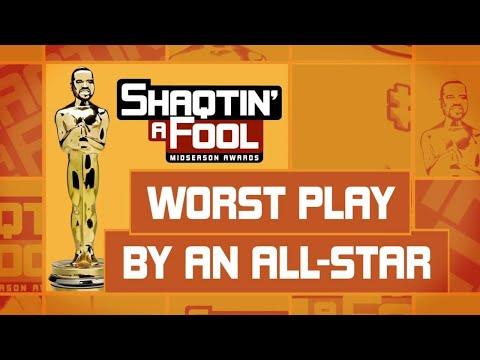Shaqtin' A Fool Midseason Awards: Worst Play By An All-Star