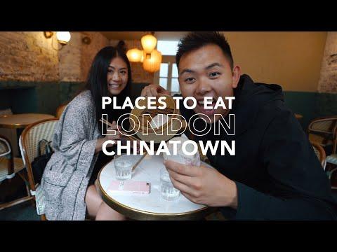 WHERE TO EAT IN CHINATOWN LONDON - Dim Sum, Bubble Tea, Bakery, Buns, Tea, Dumplings, Dessert