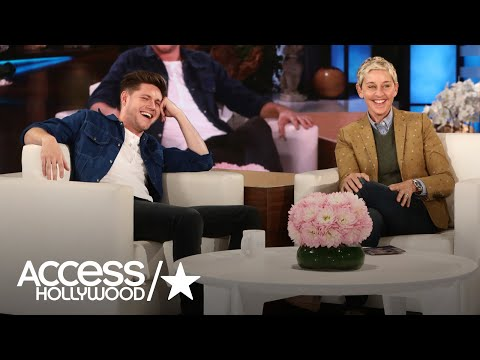 Niall Horan Opens Up About His Dating Life & Ellen DeGeneres Pulls A Prank On Him