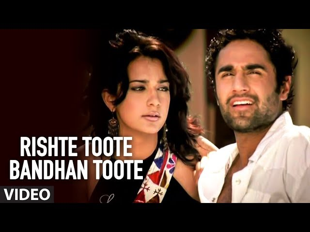 Rishte Toote Bandhan Toote   Best Heart-Touching song by Pankaj Udhas