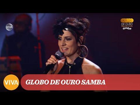 GLOBO DE OURO SAMBA - THIAGUINHO