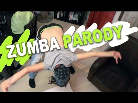 Zumba dance workout fitness (Parody)