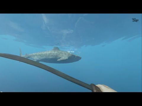 Stranded Deep - SHARKS! + Deep Sea Diving (ULTRA Settings)
