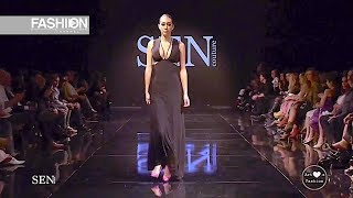 SEN COUTURE Fall 2017 AHF Los Angeles - Fashion Channel