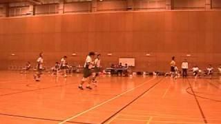20091101 東京都クラブリーグ 入替戦 前半3