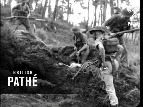 Action In Burma (1944)