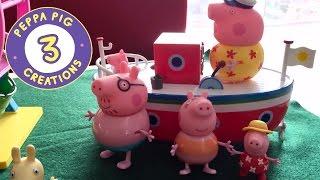 peppa pig creation 03 mannequin challenge