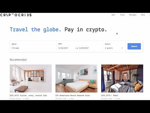 Cryptocribs And Atlant.io: The Airbnbs Of The Cryptoworld