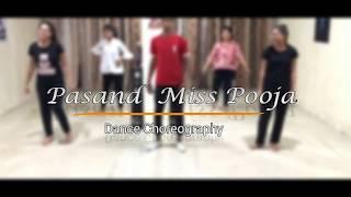 Miss Puja Pasand (Dance Cover) Punjabi Esay Dance Choreography Mohit  Encore Dance Studio