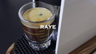 [RAYE] NESPRESSO UNBOXING⎜네스프레…