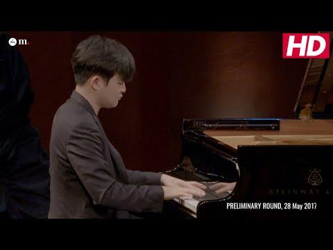 #cliburn2017 PRELIMINARY ROUND - Yekwon Sunwoo - Rachmaninov: Piano Sonata No.2 in B-flat Minor