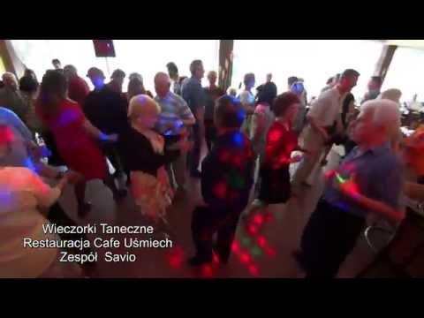 zespół Savio -wieczorki taneczne w Cafe Uśmiech Szczecin, Zachodniopomorskie