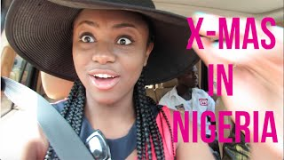 Vlog #3 CHRISTMAS IN NIGERIA!