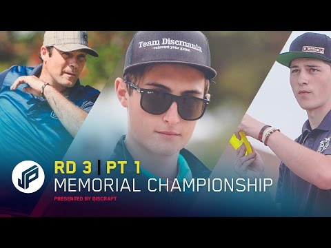 2017 Memorial Championship | Rd3, Pt1 | McMahon, Feldberg, Rathbun