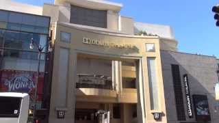 A day in LA part 6 - Hollywood boulevard, LA - USA