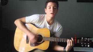 Ed Sheeran-Give Me Love Cover by Marcus Vellinga