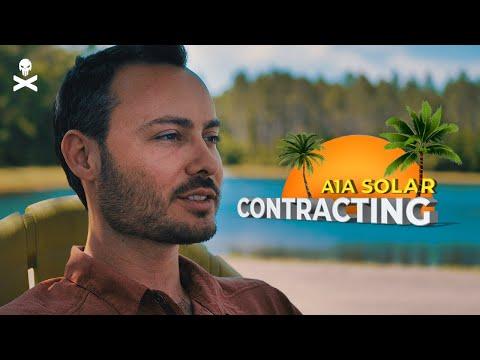A1A Solar Contracting + Earth Works Garden Center