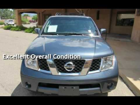 2005 nissan pathfinder le 4x4 for sale in tucson az youtube for Too hot motors tucson