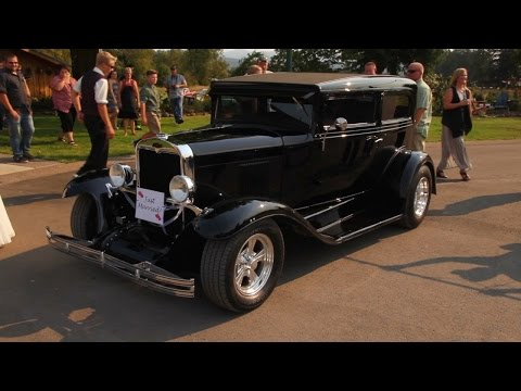 Grandpa Joe's 1930 Chevy Sedan