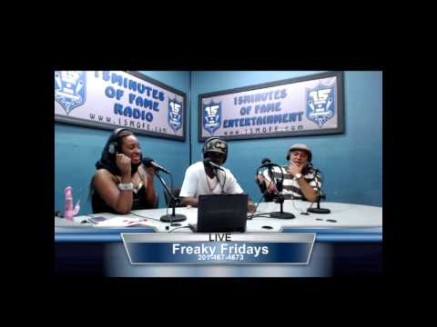 Tamarcus Luna & Jeff Johnson Talks Sex Toys in Relationships On the #FreakyFridays Show