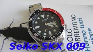 VLOG N 16 Seiko SKX 009 - Recensione ITA